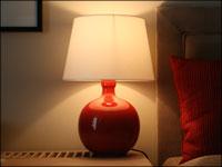 Energie sparen bei Lampen und Licht